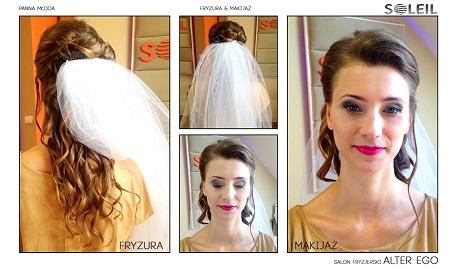 ślubny makijaż rzeszów