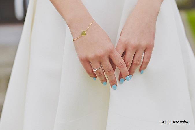 paznokcie ślubne rzeszów