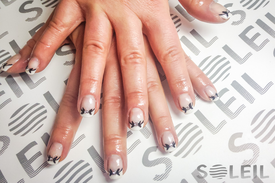 rzeszów manicure tytanowy