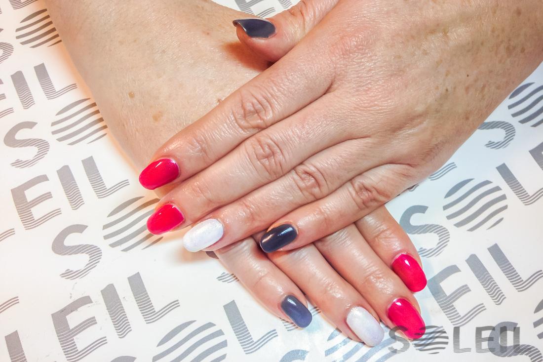 rzeszów manicure hybrydowy