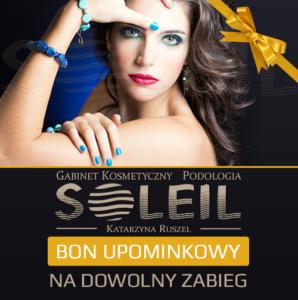 Bon upominkowy - gabinet kosmetyczny Rzeszów