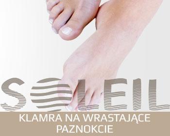 Klamra na wrastające paznokcie Rzeszów