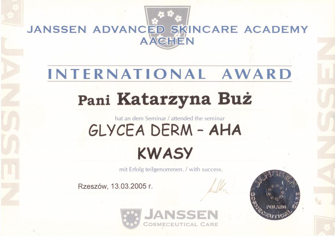 Kwasy AHA Rzeszów