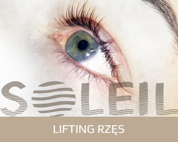 Lifting rzęs