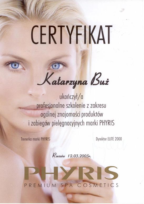 Profesjonalne kosmetyki niemieckie Phyris Rzeszów