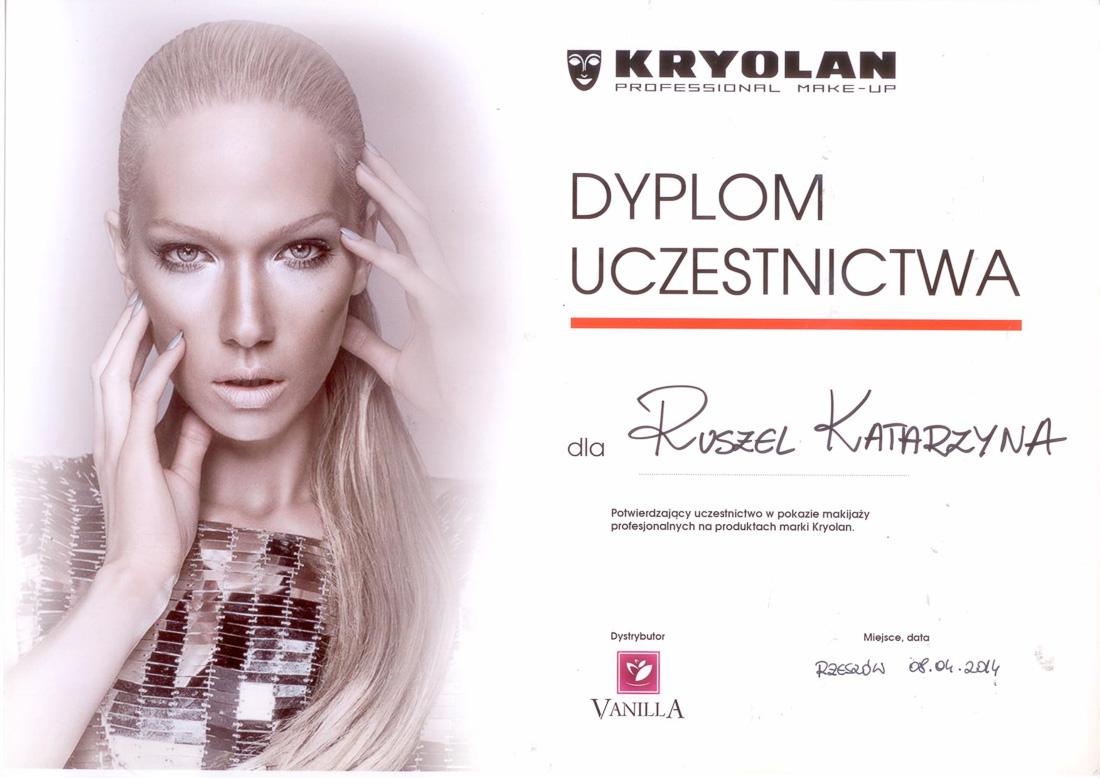 Profesjonalny makijaż Kyolan Rzeszów