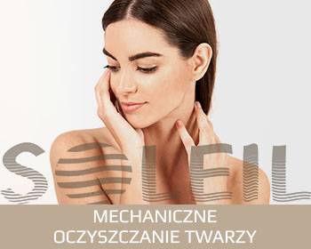 Mechaniczne oczyszczanie twarzy w Rzeszowie