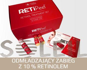 Odmładzający zabieg z retinolem w Rzeszowie