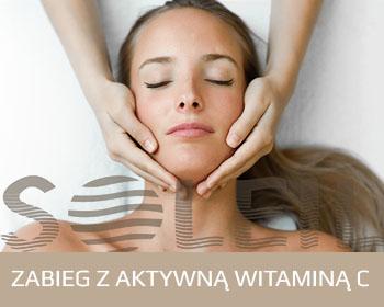 Zabieg z aktywną witaminą C w Rzeszowie