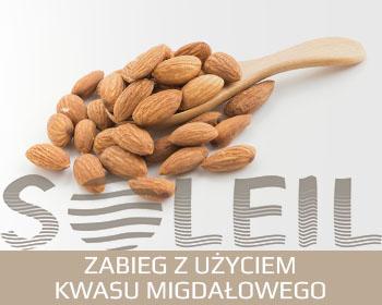 Zabieg z użyciem kwasu migdałowego w Rzeszowie